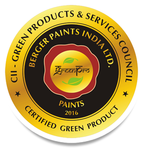 Green Pro Certification by CII-IGBC
