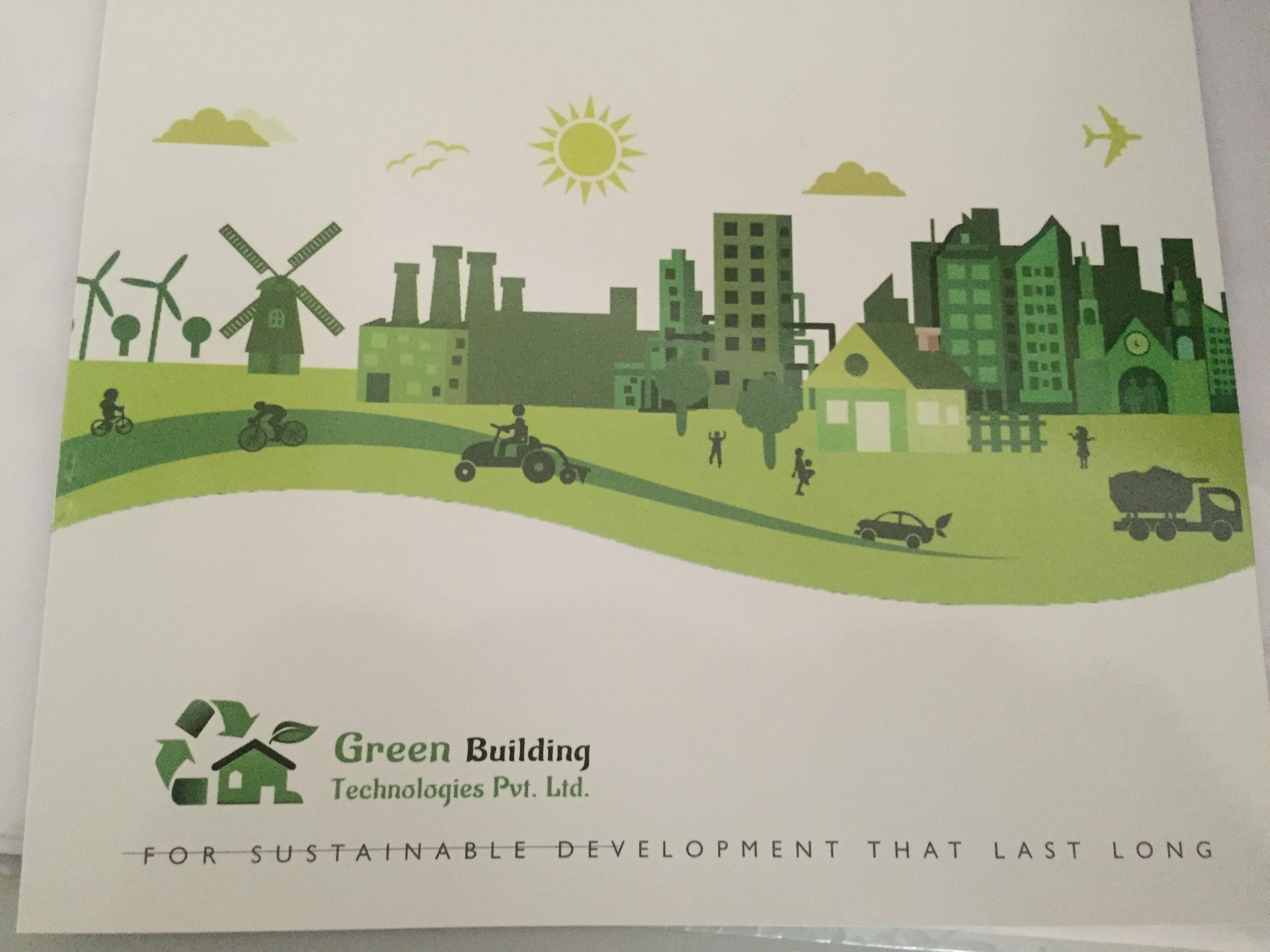 Green Building Technology Pvt Ltd Supplier Of India
