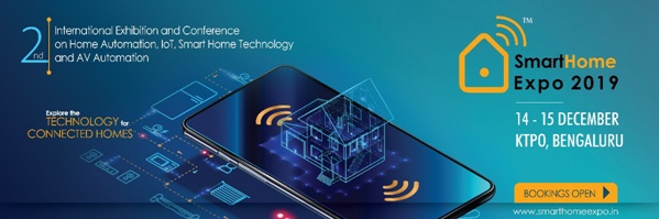 2nd Edition Smart Home Expo 2019