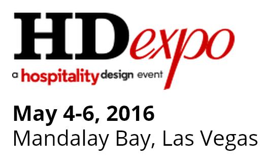 HD EXPO, Hospitality Design Exhibition and Conference 2016