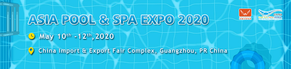 15th Asia Pool & Spa Expo 2020
