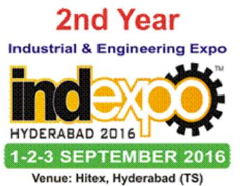 Indexpo Hyderabad 2016