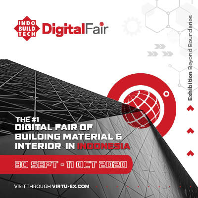 IndoBuildTech Digital Fair