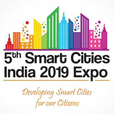 5th Smart Cities India Expo 2019