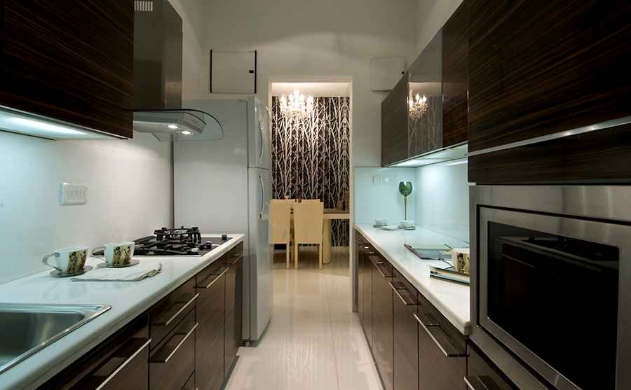 2 bhk interiors designs interior design ideas photos for Kitchen ideas zebrano