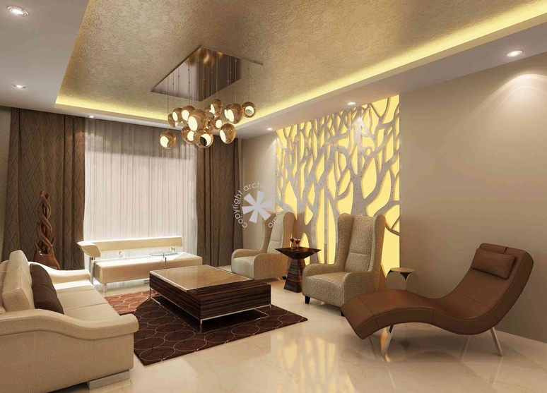 Chandelier and Lighting Designs Used