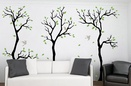 Trees of Autumn Wall Decal ( KC174 )