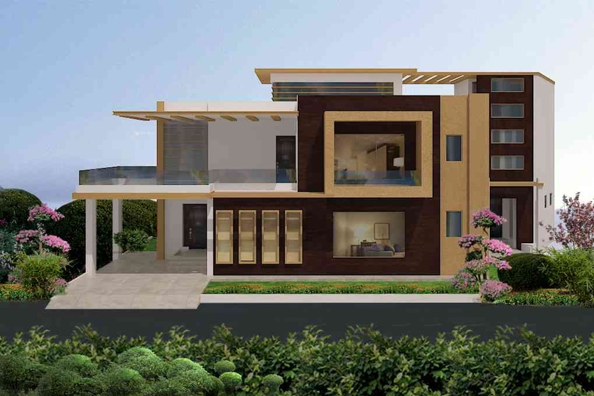 Jammu Singapore House Design