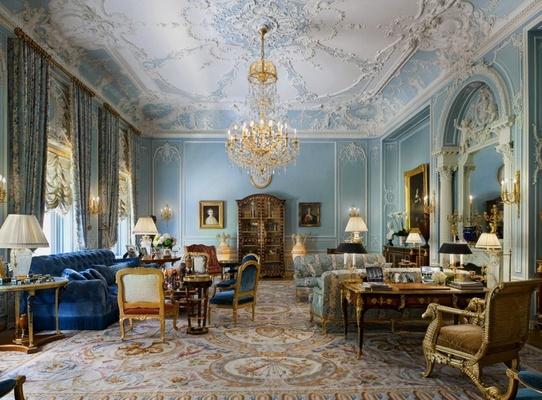 Rococo interior design ideas styles history interiors for Interior design jobs in europe