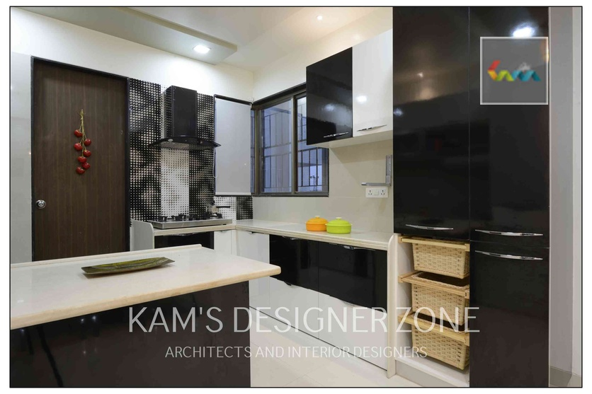 flat interior designing for reshma in pune by kams designer rh zingyhomes com