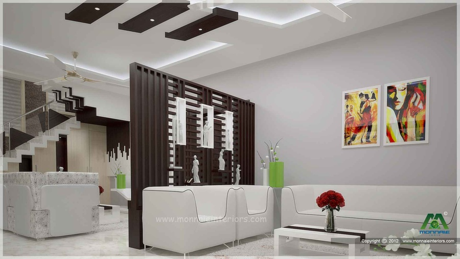 Mrs Shajila Jayshanker By M S Monnaie Interior Designers