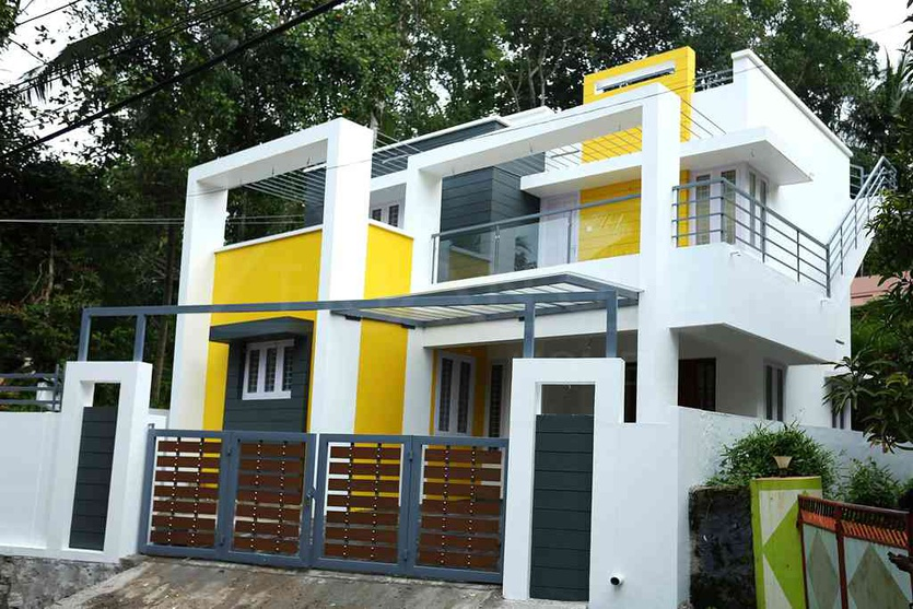 Low Cost Building Design And Construction By Triangle Homez