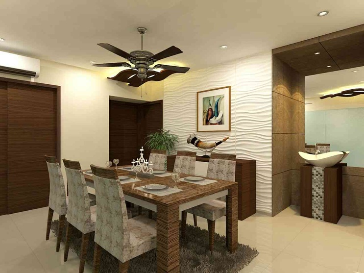 Luxury 3 Bhk Flat By Versatile Interiors Interior Designer In Mumbai Maharashtra India