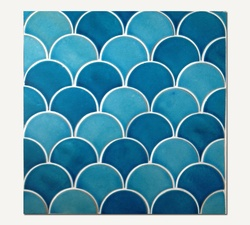 Azul Series Handmade Tiles