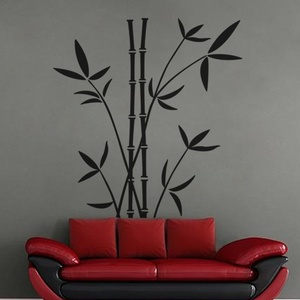 Bamboo Shoot Wall Decal