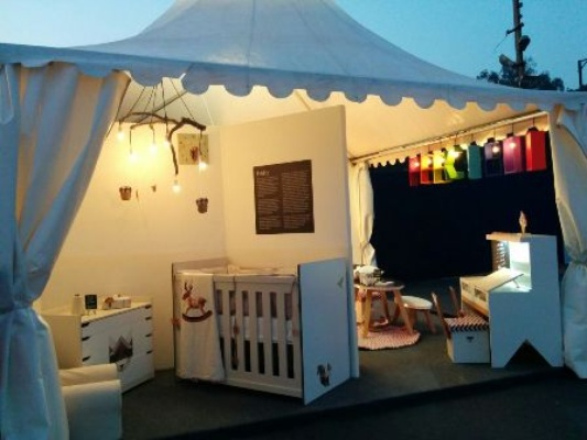 At The India Design ID Recently Held In Delhi, Peek A Boo Showcased Its  Newest Furniture And Furnishings For Kids. On Display Were 3 Varied  Concepts Of Room ...