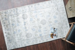 Morris Hand-knotted Bamboo Rugs
