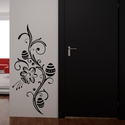Creative Floral Wall Decor ( KC165 )