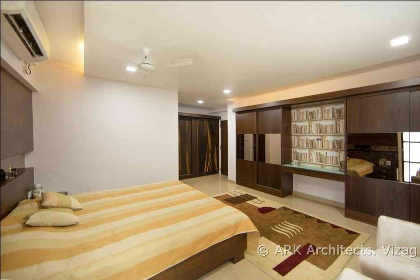 Hirawat House By Ark Architects Interior Designers Architect In Visakhapatnam Andhra Pradesh India