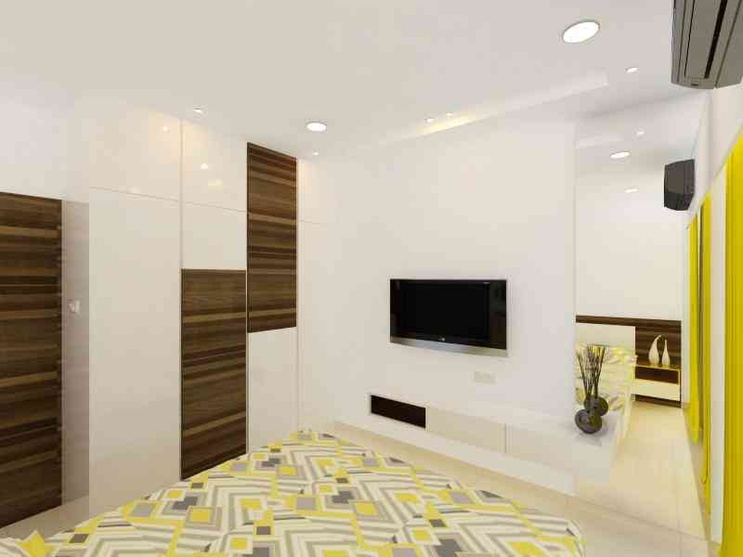 2 5 bhk flat raheja universal by manohar mistry interior designer rh zingyhomes com