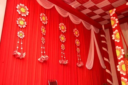 Durga Puja Pandal Decoration Ideas Themes Pictures Photos Awesome Pandal Design And Decoration