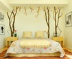 Budding Birch Trees Wall Decal ( KC172 )