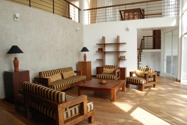 Sri Lankan Style Interior Design By Ar Channa Horombuwa
