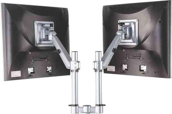 Flat Screen Holder – Double Arm