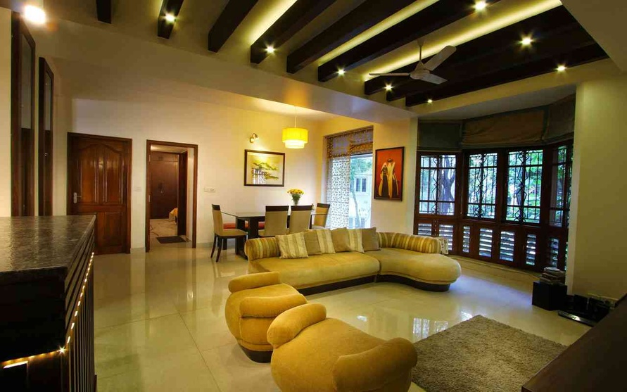 Lovely Living Room False Ceiling Designs Pictures