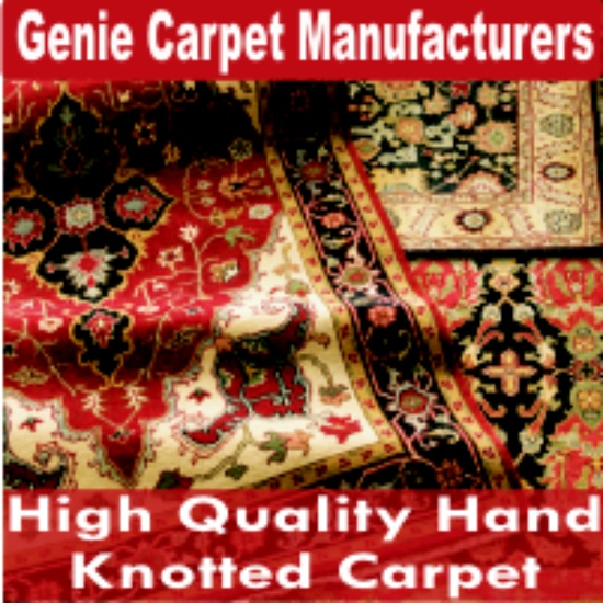 High Quality Hand Knotted Carpet