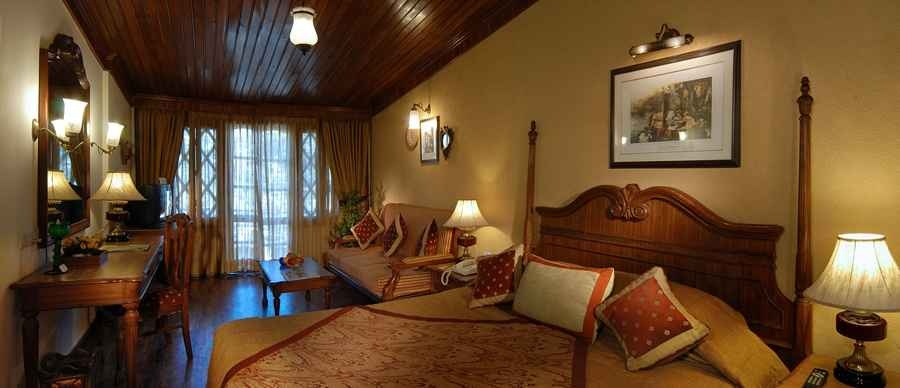 European Inspired Hotel Suite Design