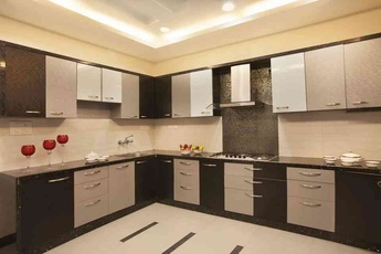 Modular Kitchen Design Idea by Ar. Dameem Ansari M
