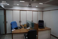 Office Accounting Department Design Backside Storage Design Hightieds Interior Design Ahmedabad