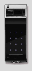 Premium Fingerprint Rim Mounted Lock YDR4110