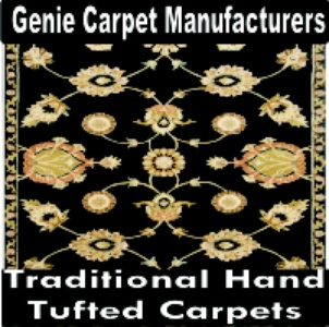 Traditional Hand Tufted Carpets
