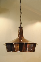 Pin Tuck Pendant Lamps
