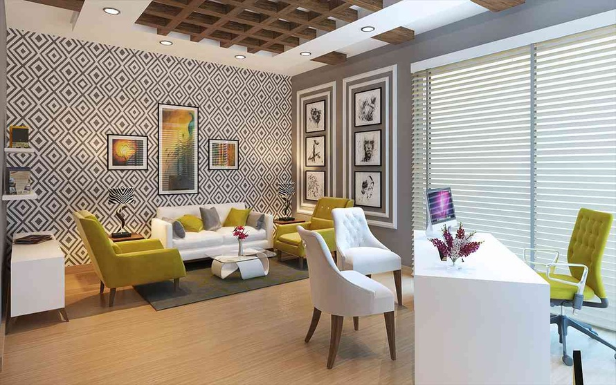 Md Cabin By Mad Design Interior Designer In Delhi Delhi