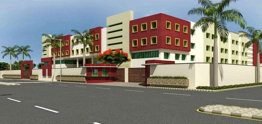 ivy world school by atul kumar singla architect in