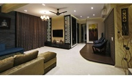 Living room - Anamika Design Co