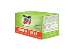 Berger Dampshield 2K Damp Proof Coating Materials