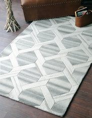 Helix Hand-tufted Wool Rugs