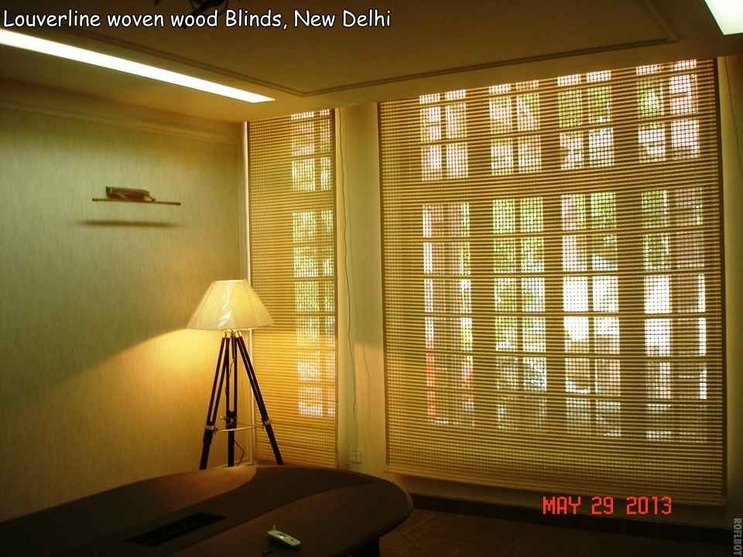 Blinds at Guest House site decor