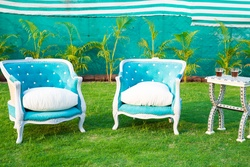 The Aveo Arm Chairs