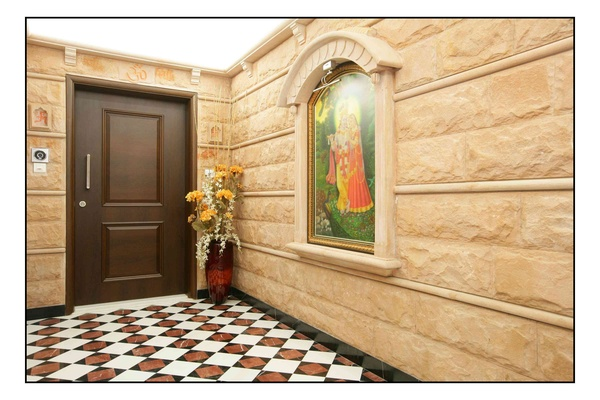 Hall Door Design by Interior Designer shyam suthar & Hall Door Designs for Indian Homes Hallway Door Design Ideas Photos pezcame.com