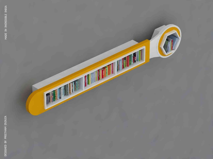 Wrench Bookshelves