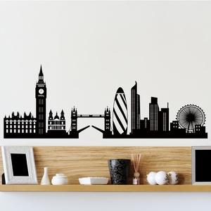London Dreams Wall Decal ( KC067 )