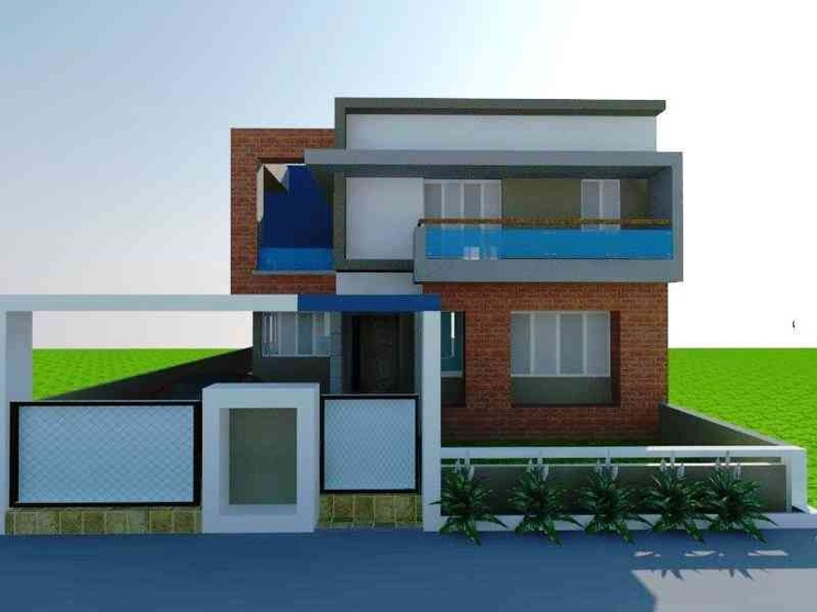 Floor Front Elevation Worship : Ashwin patel house by cds architects architect in