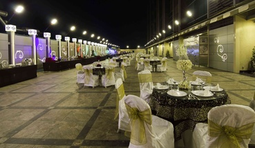 Terrace Party Area