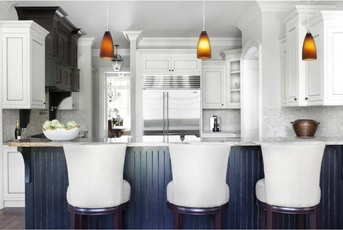 Transitional Kitchen Design Idea