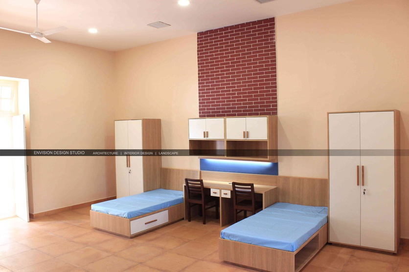 Hostel Block - The Shivaji House - Sharing Room
